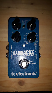 TC Electronic Flashback Delay (Mint Cond.)