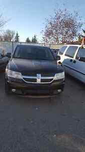 2010 DODGE JOURNEY AWD 3.5L V6