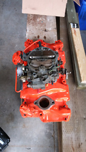 70's Chev intake and carb for small block