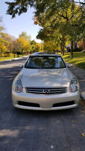 Infiniti G35 Negotiable
