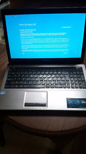 """ASUS 15.6"""" 750GB INTEL CORE I3 2.30GHZ 6GB LAPTOP/ NOTEBOOK W/WI"""