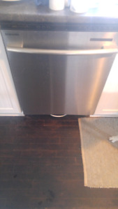 Dishwasher stainless steal