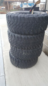 Toyo open Country Tires