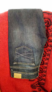 Aeropostale Jeans 2pairs for the price of one, both size 27(3/4) Kingston Kingston Area image 2