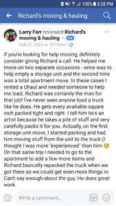 Are you moving? Do you need help