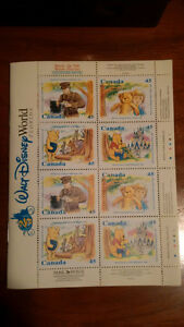 16 Winnie the Pooh 25th Anniversary Stamps and Story Cambridge Kitchener Area image 1