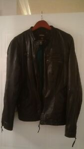 Danier Leather Jacket Cambridge Kitchener Area image 3