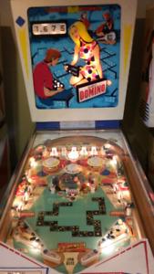 Pinball machine  $1000