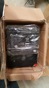FirstPower Rechargable Batteries