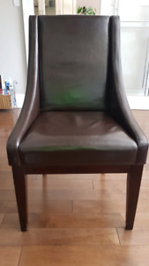 4  Chairs - Mint condition