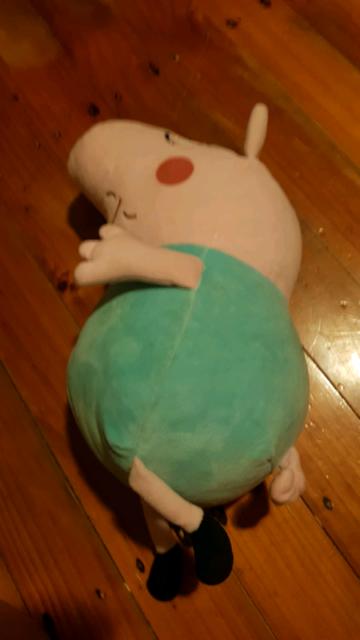 Plush Daddy Pig Toys Indoor Gumtree Australia Tea Tree Gully