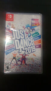 NEW! SEALED SWITCH JUST DANCE 2018 $40 NO TRADES