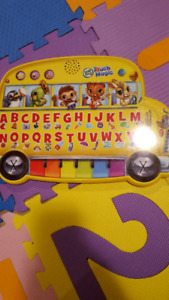 Leap frog musical ABC bus