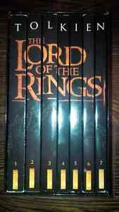 The Lord Of The Rings Original Books Collection by JRR Tolkien Cambridge Kitchener Area image 2