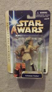 Star Wars action figures for sale