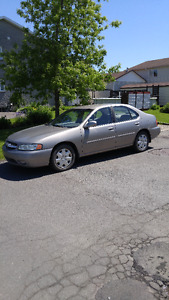 2001 Nissan Altima GXE Berline