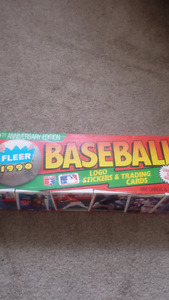 1990 fleer box set for sale