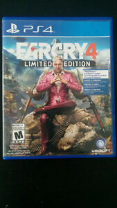 FARCRY 4 Limited Edition for PS4