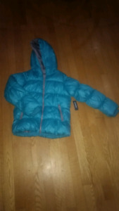 New with tags - Old Navy turquoise puffer coat