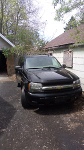 2006 Chevy trailblazer