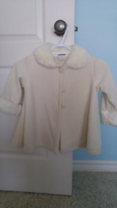 Girls coat size 2T