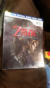 The Legend of Zelda Twilight Princess strategy guide