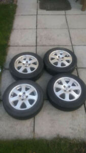 Honda Rims and Tires for Sale