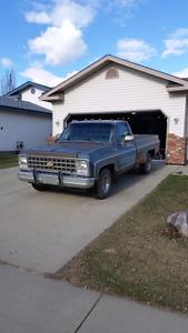 1980 Chevrolet Silverado big 10