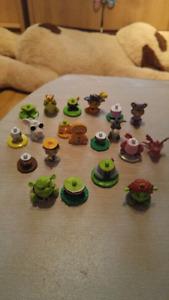 Lots figurine