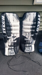 Goalie equipment for sale   great condition