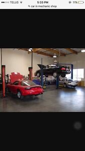 Mechanical, auto body and paint repair