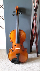 4/4 Violin - GEWA Mittenwald Adorf 1996 (with case and bow)