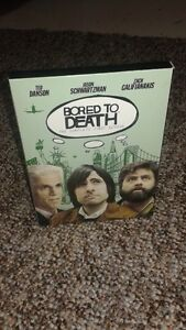 Bored To Death Season 1 DVD Peterborough Peterborough Area image 1