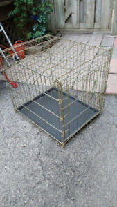 dog cage crate 20 x 24 x 21 inches or best offer