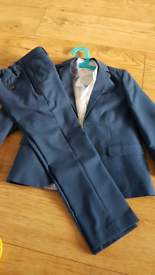 Boys 3 piece suit outfit 5-6 years old Next