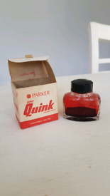 Vintage Box and Ink