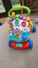 Kids walker toy