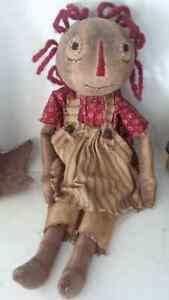 Primitive doll