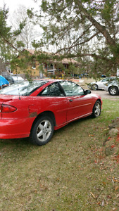 1999 cavalier z24 located in Harwood, ON