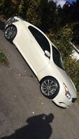Infinity g37s coupe white ful load, navi rear view camera sonar