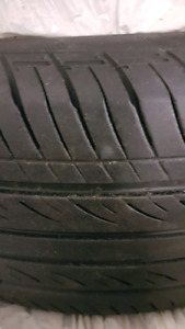 """Hilfy 15"""" Used Tires 205/65R15"""