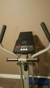 NordicTrack VGR 850 Elliptical Exercise Machine