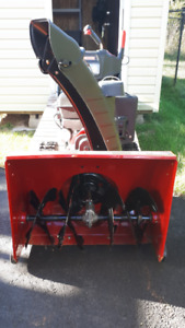 "Craftsman 26"" 277cc two stage snowblower in  excellent shape"