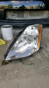 350z headlight