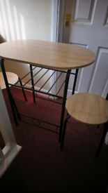 Small dining table wine table