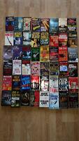 Assorted Paperback Novels Books