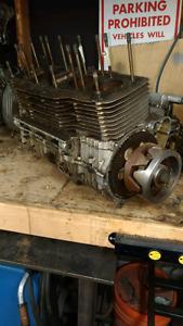 1978 Honda CB750 parts engine.