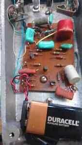 Vintage Dallas Arbiter Fuzz Wah Face 1970s -impossible to find Windsor Region Ontario image 7