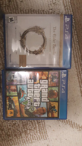Elder Scrolls and GTA 5!