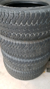 Goodyear Wrangler AT/S - Used